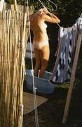 Photos des seins de Beloiseau, Après la Plage