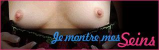 Je montre mes seins
