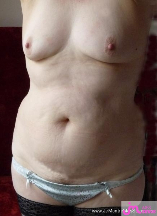 Photo des seins de Margot78