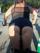Photos des fesses de Libido40, C'est possible en moto (JH)