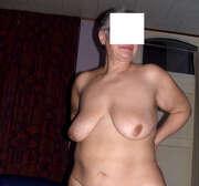 Photos des seins de Dinantoise, Naturellement