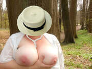 Photos des seins de Amstramgram69, En attendant le printemps et le regard du soleil...sur mes seins.