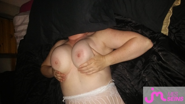 Photo des seins de Geisha