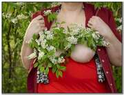 Photos des seins de Pulpeuse67, ca bourgeonne,c est le printemps