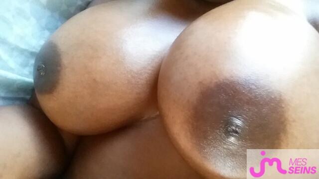 Photo des seins de Vanille87