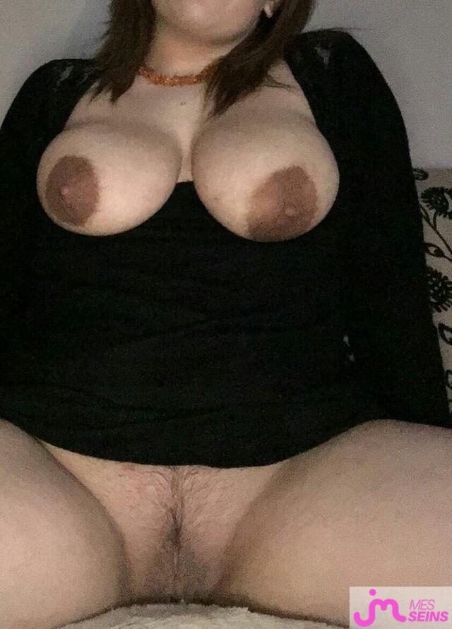 Photo des seins de Stéph.