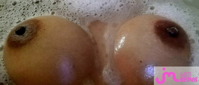 Photo des seins de Latina sul