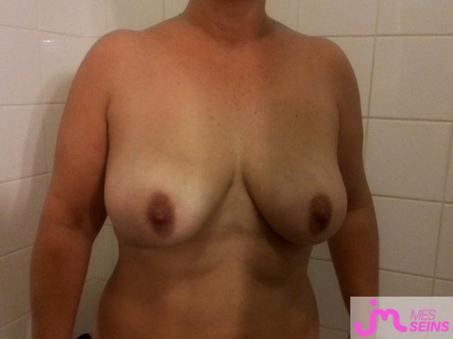 Photo des seins de Brunette27