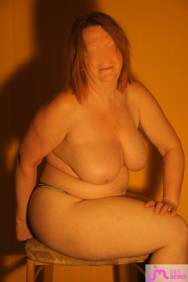 Photo des seins de Coupleblond