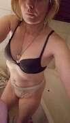 Photos des seins de Nathy_46, ma copine qui prend un bain
